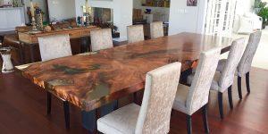 Icewood Ancient Kauri table