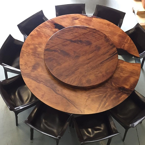 Icewood Ancient Kauri table