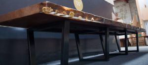 5m Magic Ancient Kauri table