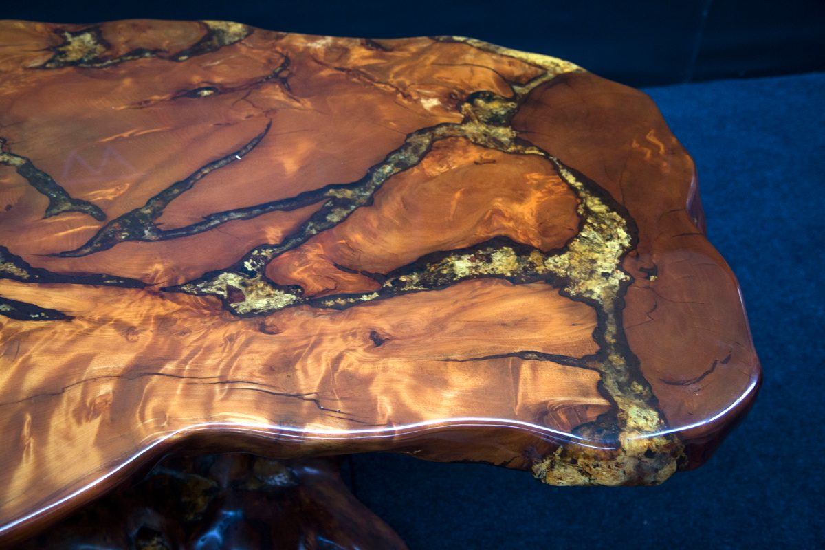 Heavenly Ancient Kauri table