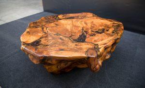 Hyperion Ancient Kauri tea table