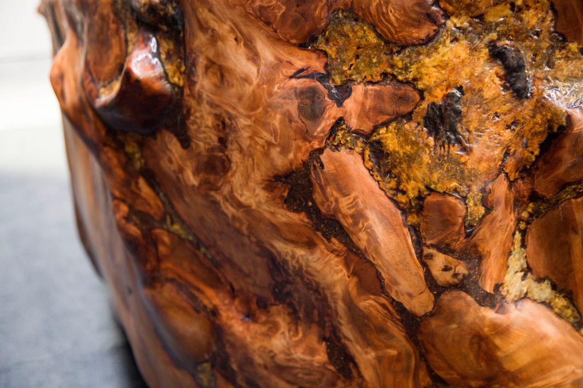 Oceanus Ancient Kauri table