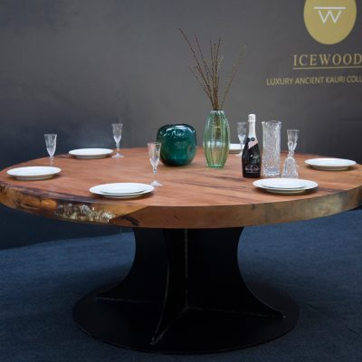 Perfectly Imperfect Ancient Kauri table