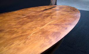 The Oval Ancient Kauri Table