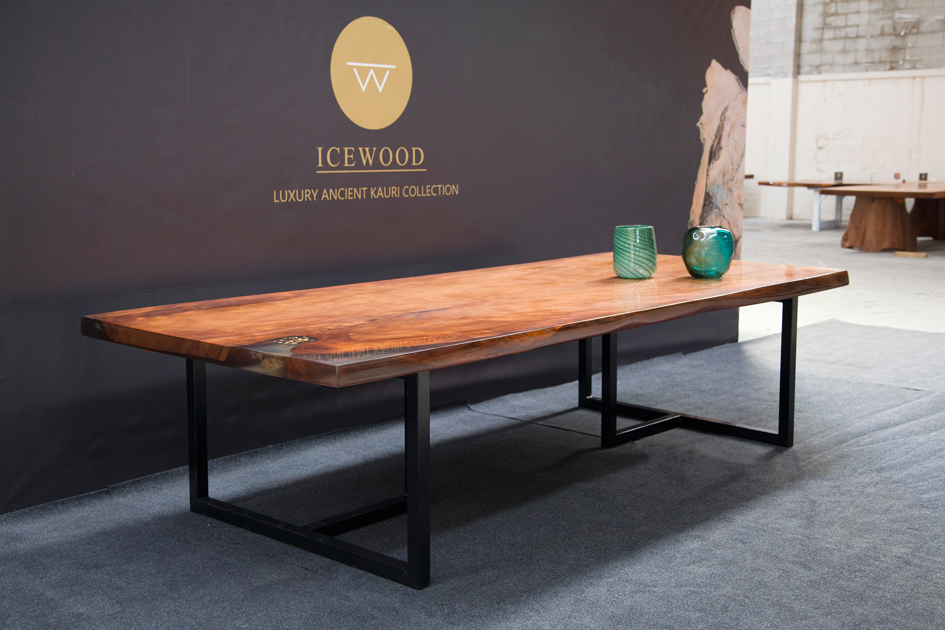 The Shining Ancient Kauri table