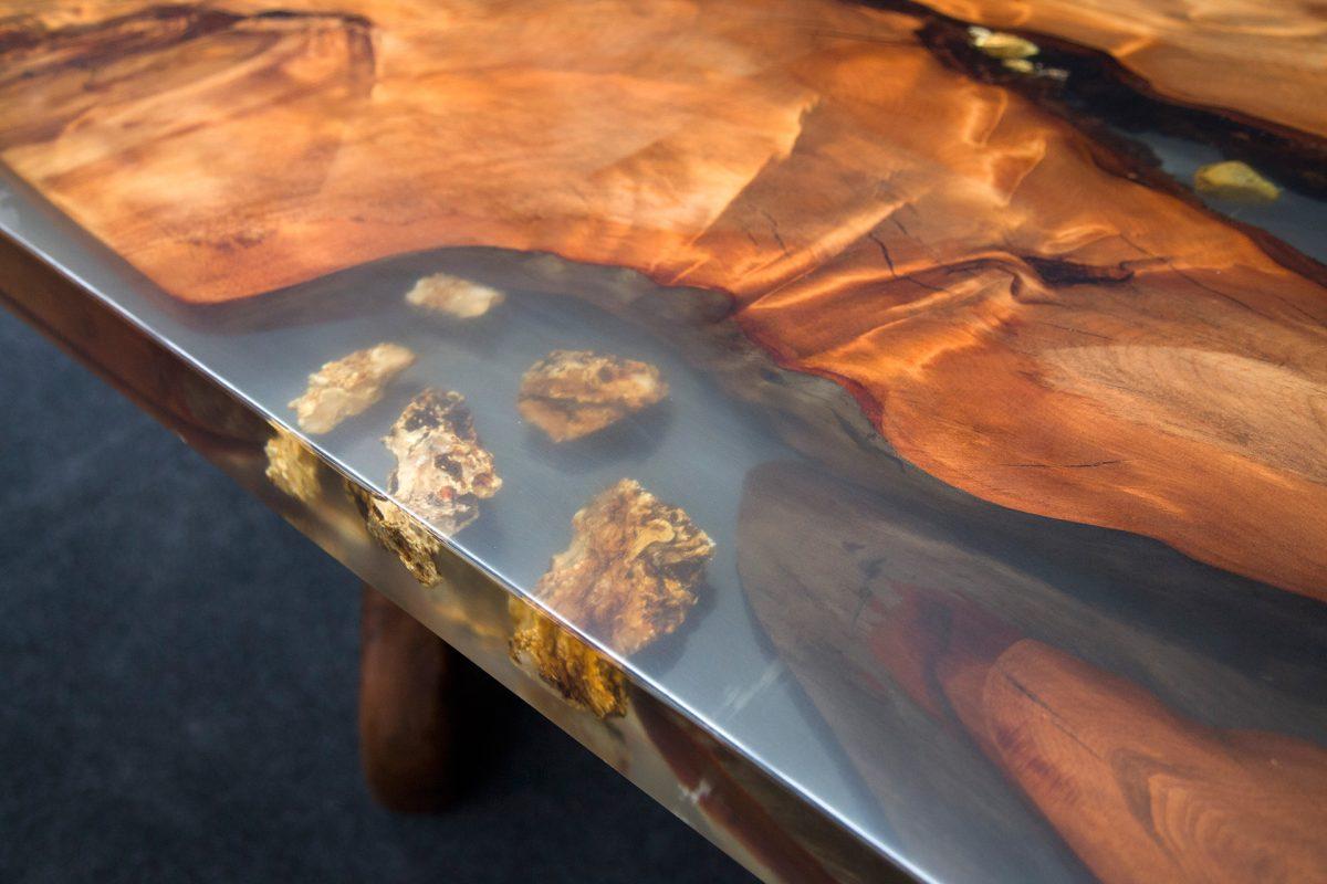 The Wonderland Ancient Kauri table
